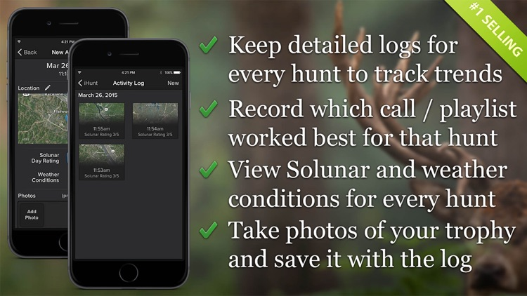 iHunt By Ruger Hunting Calls screenshot-2