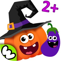 Halloween! Learning Games For Kids and Toddlers