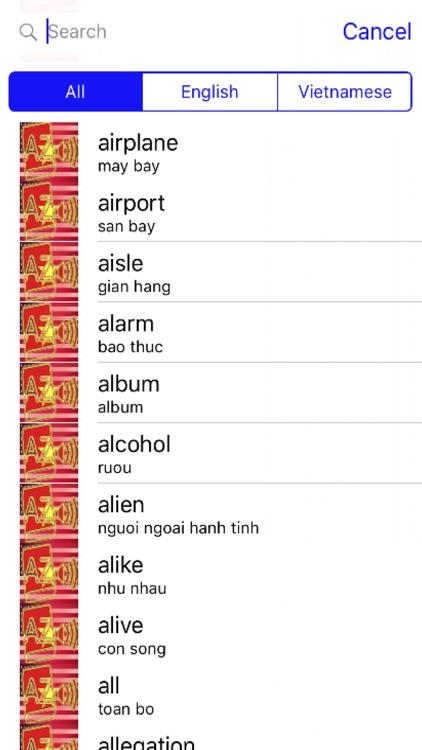 Vietnamese Dictionary GoldEdition