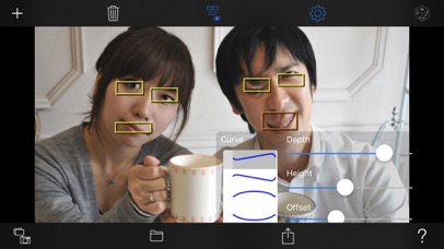 Facial expression changes screenshot 3