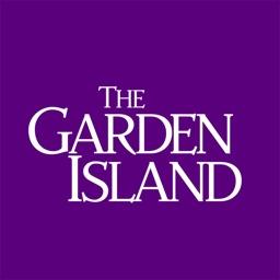 The Garden Island Print Replica