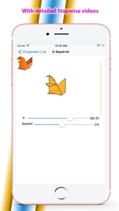 折り紙を作る方法:動物の折り紙の指示のおすすめ画像2