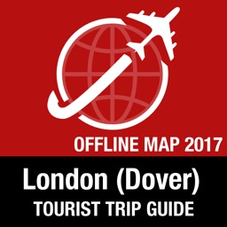 London (Dover) Tourist Guide + Offline Map