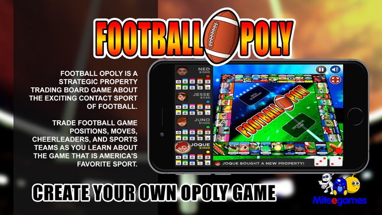 Football - Opoly