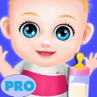 Sweet Baby Daycare  -Baby Dressup and Basic Skills icon