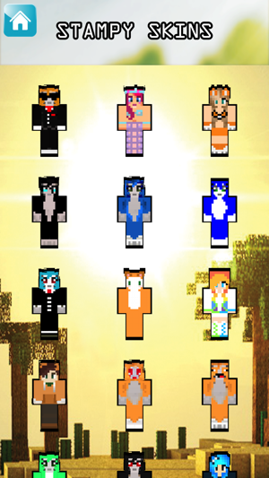 Stampy & Dantdm Skins for Minecraft Pocket Edition on the App Store