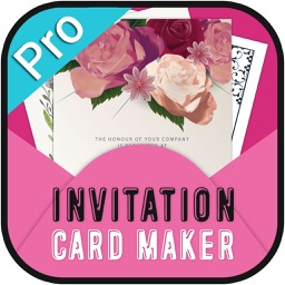 Anniversary Invitation Card Maker Pro