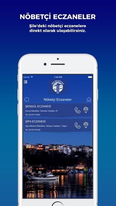 Şile Belediyesi Mobil Uygulaması-4