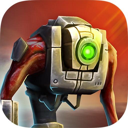 Битва Роботов 3D - Защитник Галактики