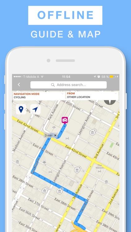 Copenhagen - Travel Guide & Offline Map screenshot-3