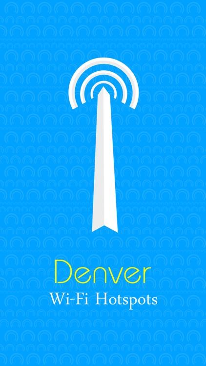 Denver City Wifi Hotspots