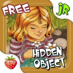 Hidden Object Game Jr FREE - Goldilocks and the Three Bears