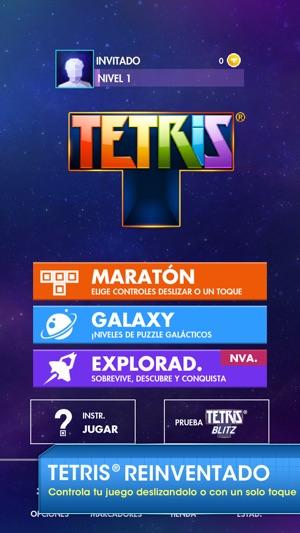Tetris En App Store