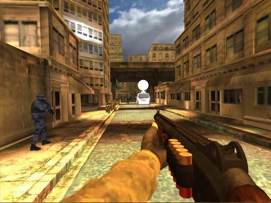 VR Top Frontline Lone Elite Military Game screenshot 9