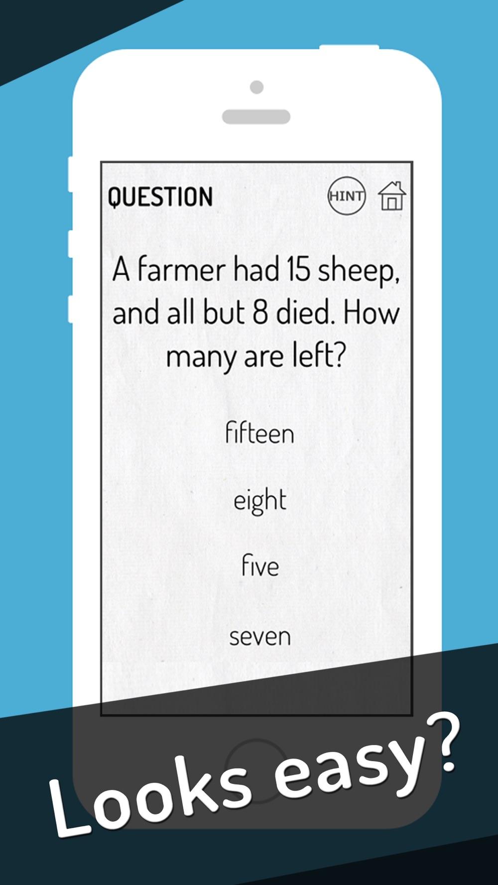 Tricky Quiz – Genius Brain Test!