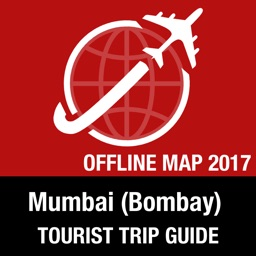 Mumbai (Bombay) Tourist Guide + Offline Map