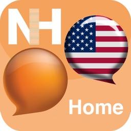 Talk Around It USA Home