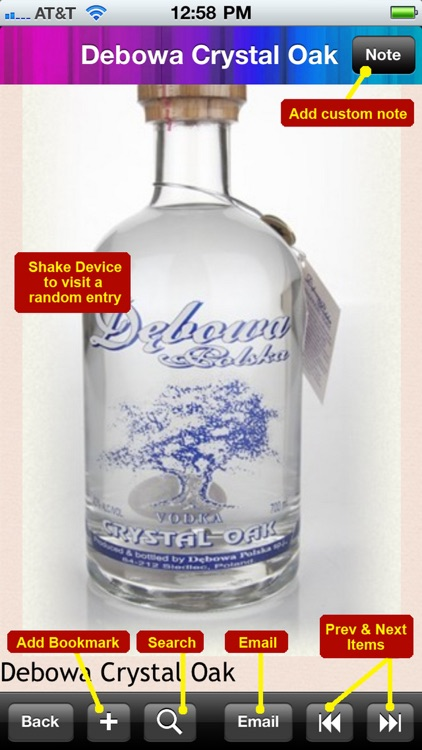 The Vodka Encyclopedia screenshot-4