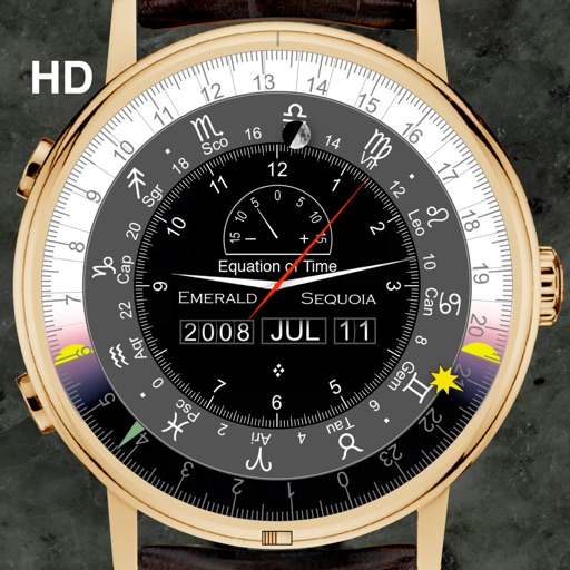 Emerald Chronometer HD