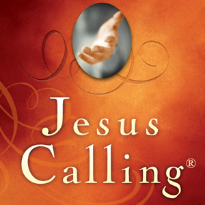 Jesus Calling Devotional by Sarah Young app