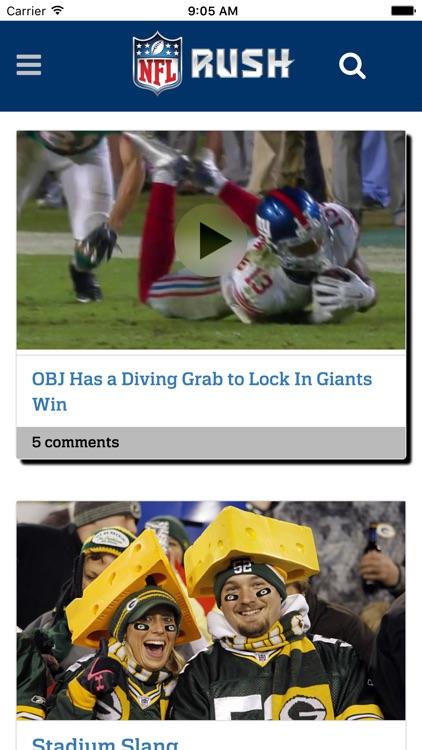 NFL RUSH screenshot-3