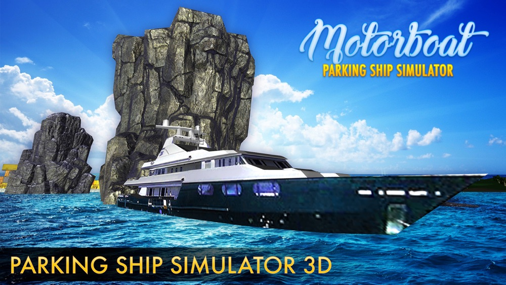 Motor-Boat Parking Ship Sim-ulator 2017 hack tool
