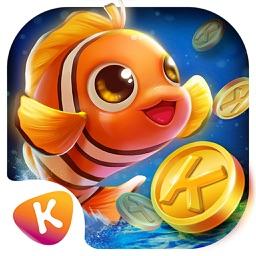 老k捕鱼深海狩猎-经典街机捕鱼竞技游戏