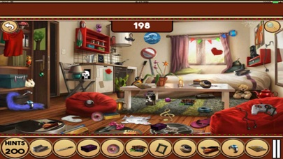 Hidden Objects:The New Home Owners screenshot three