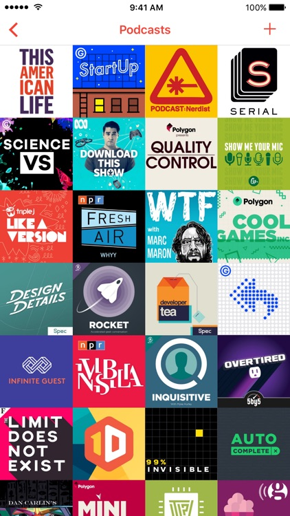 Pocket Casts screenshot-0