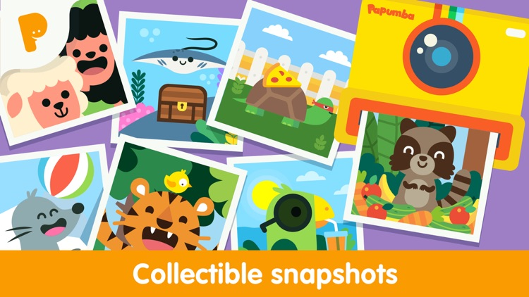 Animal World - Animal Sounds For Babies & Toddlers app image