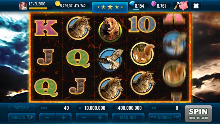 Jackpot Wild-Win Slots Machine