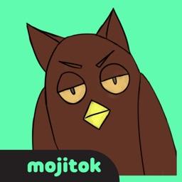 Unique Mr.Owl Stickers