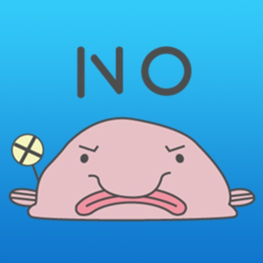 Blobfish The Ugliest Animal Sticker