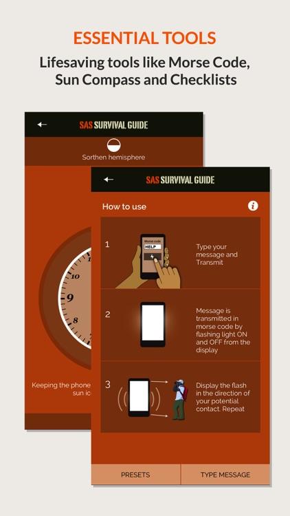 SAS Survival Guide screenshot-3