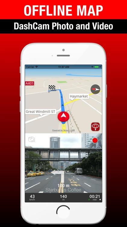 Doha Tourist Guide + Offline Map