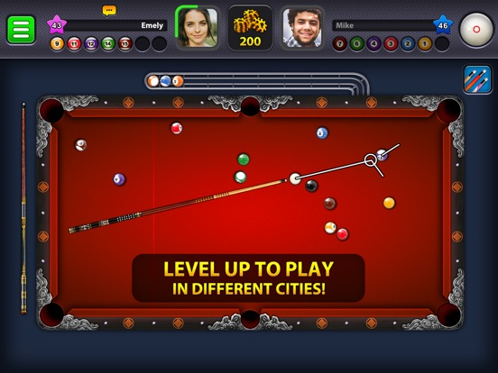 8 Ball Pool™ iPad