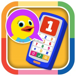 Play Phone for Kids - Educational Toy Phone