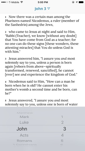 Amplified Bible (Offline) on the App Store
