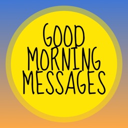 Good Morning Messages: Animated Stickers (UK ed.)
