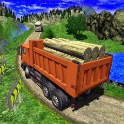 3D Cargo Truck Driver. Cargo Delivery Simulator.
