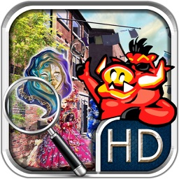 Streets Of Venice Hidden Object Games