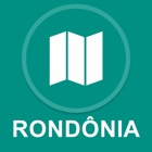 Rondonia, Brazil : Offline GPS Navigation icon