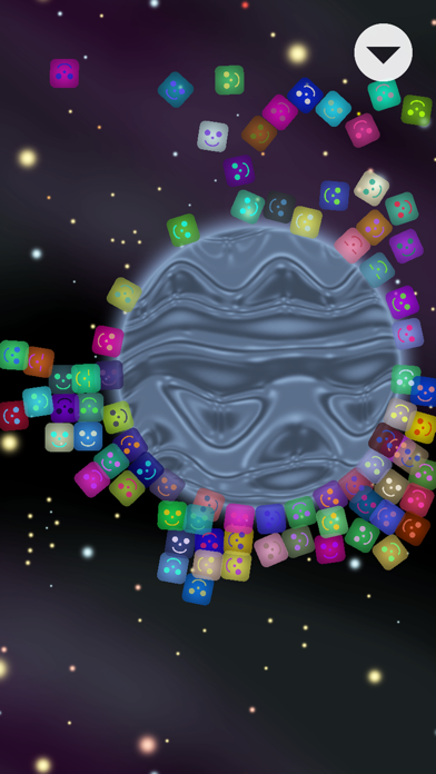 Jelly Cubes - An Outer Space Adventure screenshot four