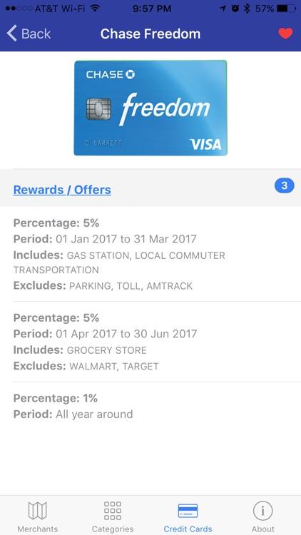 CCPicks - Credit Card Picker screenshot-4