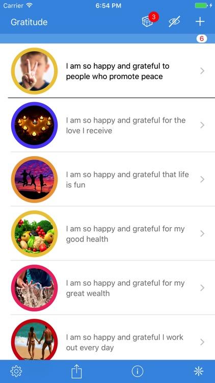 Miwaresoft Gratitude Free screenshot-0