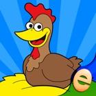 Farm Games Animal Puzzles Para Crianças Toddler icon