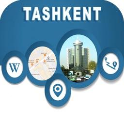 Tashkent Uzbekistan Offline City Maps Navigation
