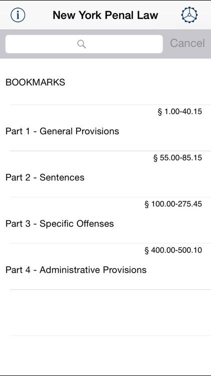 NY Penal Law 2017 - New York Statutes screenshot-3