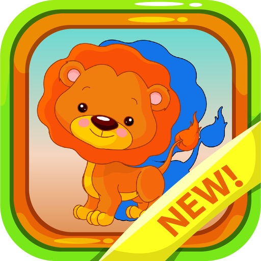 kids Learning abc with puzzle games iOS App