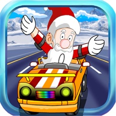 Activities of Santa Car Race - Christmas Gifts Collection